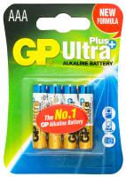 Батарейки GP Ultra Plus AAA 4шт