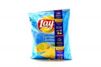 Чіпси Lays Сметана і зелень 71г х20