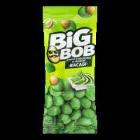 Арахіс Big Bob смажений солоний в оболонці Васабі 60г