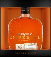 Ром Ron Barcelo Imperial 10 років витримки 38% 0,7л в коробці