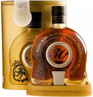 Ром Ron Barcelo Imperial Premium Blend 30 років витримки 43% 0.7л в коробці