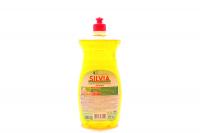 Засіб Silvia для посуду Апельсин 1000мл х6