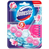 Засіб Domestos для унітазу крижана магнолія