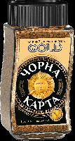Кава Черная Карта Gold розчинна ск.б. 95г
