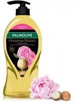 """Гель для душу PALMOLIVE """"Розкіш Олій"""" з олією Макадамії та екстрактом Півонії 750мл"""