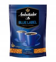 Кава Ambassador Blue Label натуральна сублімована 60г