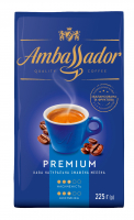 Кава Ambassador Premium мелена 225г
