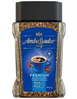 Кава Ambassador Premium розчинна 190г