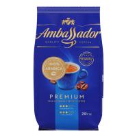 Кава Ambassador Premium у зернах 250г х6