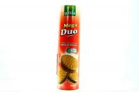 Печиво Gullon Mega Duo з шоколадним кремом 500г