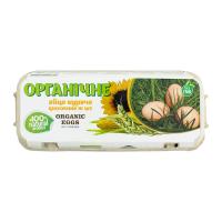 Яйця Дунайський аграрій органіні 10шт.
