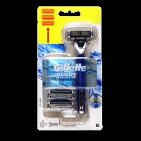 Бритва Gillette Mach3 Start 1шт. + касети змінні 2шт.