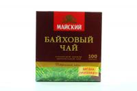 Чай Майский Байховий 100*1,5г х30