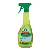 Засіб Frosch очисник д/ванної та душа Лимон 500мл х6