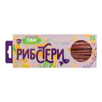 Судак Рибстери солоно-сушений соломка 50г х12