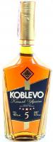 Коньяк Koblevo 5* 40% 0,5л х6