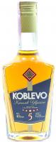 Коньяк Koblevo 5* 40% 0,25л х6
