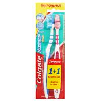 Зубна щітка Colgate Navigator Plus 1+1 х6