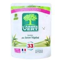 Засіб L`Arbre Vert рідкий д/прання 1,5л х6