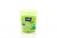 Палочки ватяні Bella з екстрактом квітки аплое 100шт х6