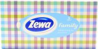 Серветки паперові гігієнічні Zewa Soft, 90 шт.