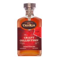 Напій коньячний Таврія Craft Collection Black Cherry Вишня 30% 0,5л