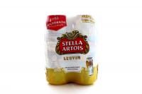 Пиво Stella Artois з/б 4шт.*0,5л х6
