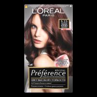 Фарба для волосся L`Oreal Prefence №5,23