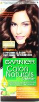 Фарба стійка для волосся Garnier Color Naturals Creme №3.23 Шоколадний Кварц
