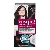 Фарба для волосся L`oreal casting creme gloss №5102 х6