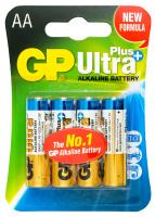 Батарейки GP Ultra Plus AA 4шт