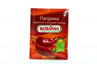 Приправа Kotanyi Паприка червоний перець солодкий 35г х60