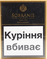 Сигарети Sobranie Black Russian