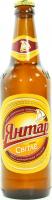 Пиво Янтар світле с/б 0.5л