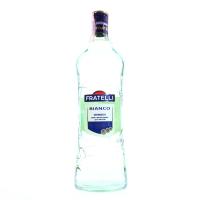 Вермут Fratelli десертний білий 1л х6
