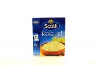 Рис Scotti Parboiled 4пекети 500г х14