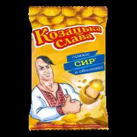 Арахіс Козацька слава смажений солоний Сир 55г х12