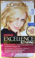 Фарба для волосся LOreal Excellence Creme 01