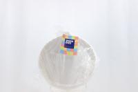Тарілка Karnaval одноразова пластик 172мл 25шт