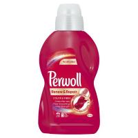 Безфосфатний засіб для прання кольорових речей Perwoll Color & Fiber, 900 мл