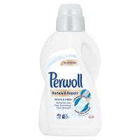 Безфосфатний засіб для прання білих речей Perwoll White & Fiber, 900 мл