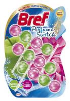 Туалетний блок Bref Perfume Switch Квітуча яблуня - лотос, 3 шт.