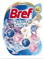 "Туалетний блок Bref Perfume Switch ""Лаванда/Бавовна"", 50 г"