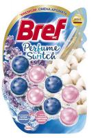 Засіб Bref Perfume Switch д/унітазу Лаванда 2х50г