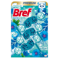 Засіб Bref чистячий для унітаза Mail Checker 3*50г