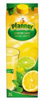 Напій Pfanner Лимон-Лайм 25% 2л