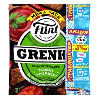 Грінки Флінт житні зі смаком томату Спайсі 110г