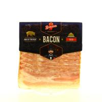 Бекон Baron свинячий варено-копчений нарізка 150г х15