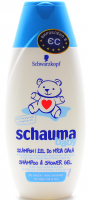 Шампунь-гель Schauma Baby для малюків  250мл