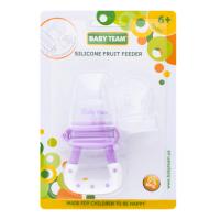 Контейнер Baby Team силіконовий для прикорму арт.6202